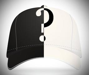 کلاه سفید یا سیاه